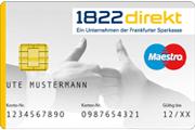 1822direkt (Frankfurter Sparkasse) Gemeinschaftskonto