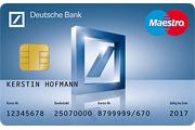 Deutsche Bank Maestro Girocard