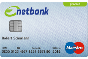 netbank Maestro Girocard