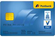 Postbank Vpay Girocard