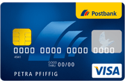 Postbank Visa