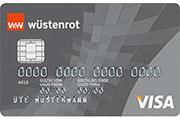 Wüstenrot direct Visa Card