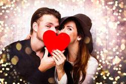 Alle Jahre wieder feiert die Romantik zum Jahresende ringliche Erfolge
